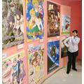 「忍たま乱太郎」から「境界のRINNE」まで NHKスタジオパークに「アニメポスターアーカイブ」登場