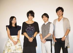 舞台「NARUTO」第七班キャスト陣がステージに集結 DVD発売記念 画像