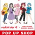 「rockin'star×魔法少女まどか☆マギカ POP UP SHOP in MAGNET by SHIBUYA109」(C)Magica Quartet/Aniplex・Madoka Movie Project Rebellion
