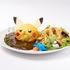 ピカチュウも大好きハンバーグ!サラダにはポロック!?ふしぎなアメでレベルアップ!! 1,380円