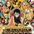 「ONE PIECE FILM GOLD」ビジュアル公開 黒い服着たルフィがルーレットで登場!