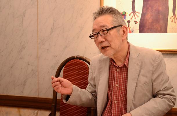 """【インタビュー】「イデオン」から「ダンバイン」まで、湖川友謙が語る""""作画の心得""""とは?"""