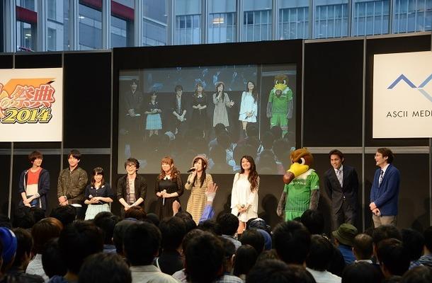 鎌池和馬さんのデビュー10周年記念イベント