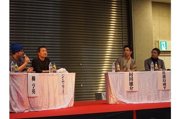 村田雄介×ジム・リー対談 in 海外マンガフェスタ:アメコミとマンガの作画の違いとは?