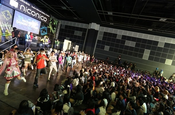 「アニメ・フェスティバル・アジア2014」「ニコニコ国会議」