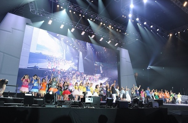 (C)Animelo Summer Live 2015/MAGES.