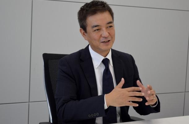 NTTドコモ 田中伸明さん