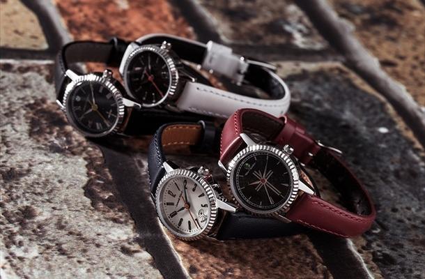 「血界戦線」キャラクター4人をイメージした腕時計を発売