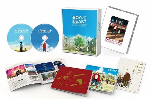 「バケモノの子」BD/DVD同梱小説、タイトルは「バケモノの晩ごはん」