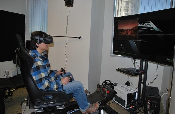 「オデッセイ」で体感するVR技術 20分に渡り宇宙飛行士の気分を堪能