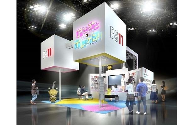 AnimeJapan 2016にBS11出展 「アニゲー☆イレブン!」トークショー開催