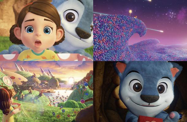 マーザ・アニメーション「THE GIFT」制作発表 ゲームエンジンUnityを活用した短編作品