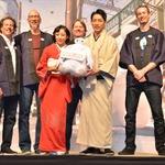 ディズニー最新作「ベイマックス」来日記者会見 監督が「日本へのラブレター」を届けにきた