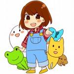 花澤香菜がキャラクターデザイン 「かながたり。かなばかり。」特典アニメ映像公開