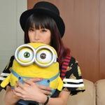 LiSAインタビュー 映画『ミニオンズ』でミニオンへの愛を語る!
