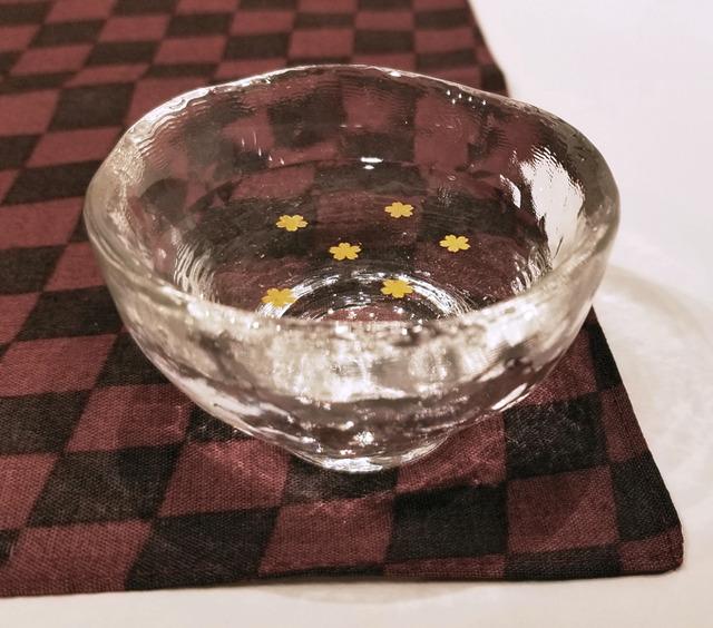 【桜型食用金箔】/「刀剣乱舞-ONLINE-」日本酒刀剣男士 加州清光※実際の商品と多少異なる場合がございます