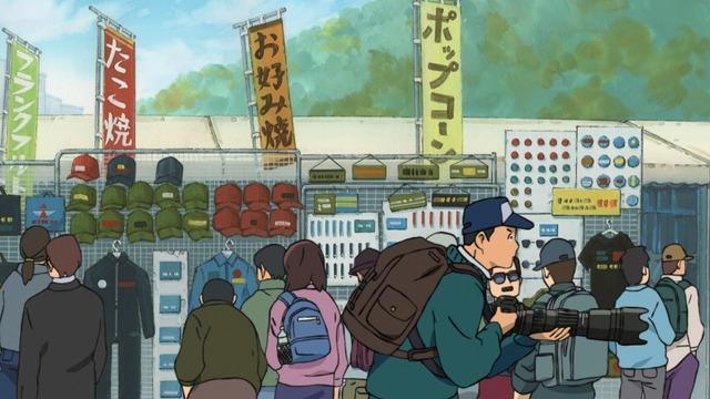 『ひそねとまそたん』第3話「責任とってくださいよ」 (C)BONES・樋口真嗣・岡田麿里/「ひそねとまそたん」飛実団