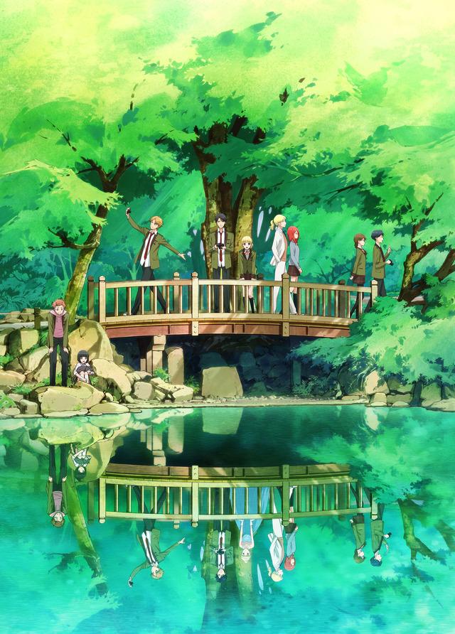 テレビアニメ『多田くんは恋をしない』ビジュアル-(C)TADAKOI PARTNERS
