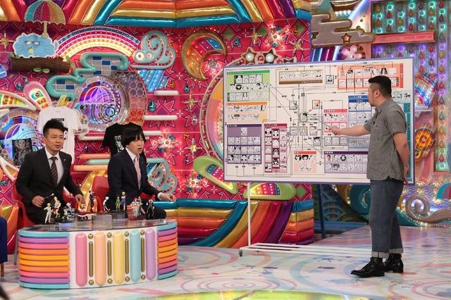 『アメトーーク!』「HUNTER×HUNTER芸人」