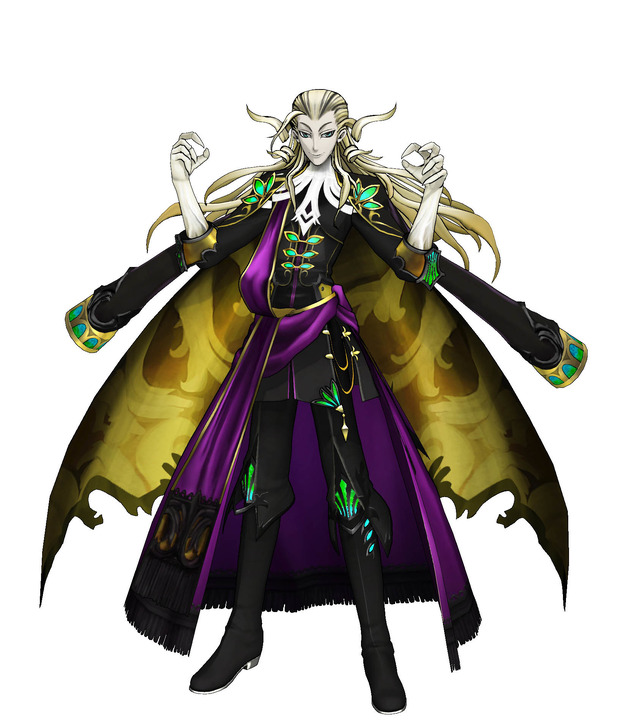 『Fate/Grand Order Arcade』ヴォルフガング・アマデウス・モーツァルト 第一段階(C)TYPE-MOON / FGO ARCADE PROJECT