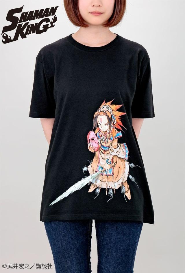 『シャーマンキング』「シャーマンファイト イン トーキョー 2000」公式Tシャツ価格:4,320円(税込)(C)武井宏之/講談社