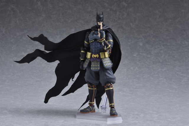 「figma ニンジャバットマン」BATMAN and all related characters and elements (C) & TM DCComics. (C) 2018 Warner Bros. Entertainment Inc. All rights reserved.