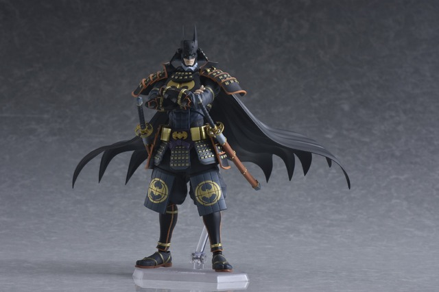 「figma ニンジャバットマン DX戦国エディション」BATMAN and all related characters and elements (C) & TM DCComics. (C) 2018 Warner Bros. Entertainment Inc. All rights reserved.