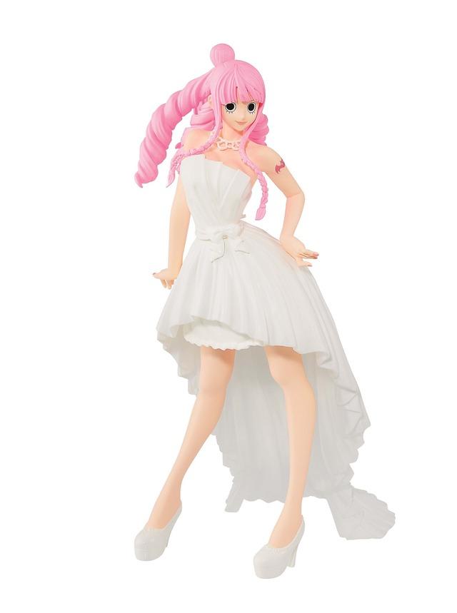 「ワンピース LADY EDGE:WEDDING -PERHONA-」(C)尾田栄一郎/集英社・フジテレビ・東映アニメーション