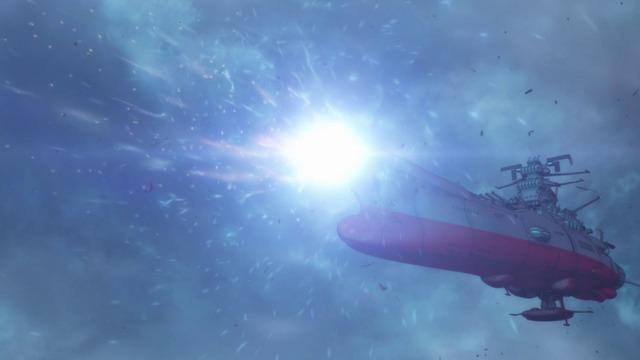 宇宙戦艦ヤマト2202 愛の戦士たち 第五章「煉獄篇」-(C)西﨑義展/宇宙戦艦ヤマト2202製作委員会