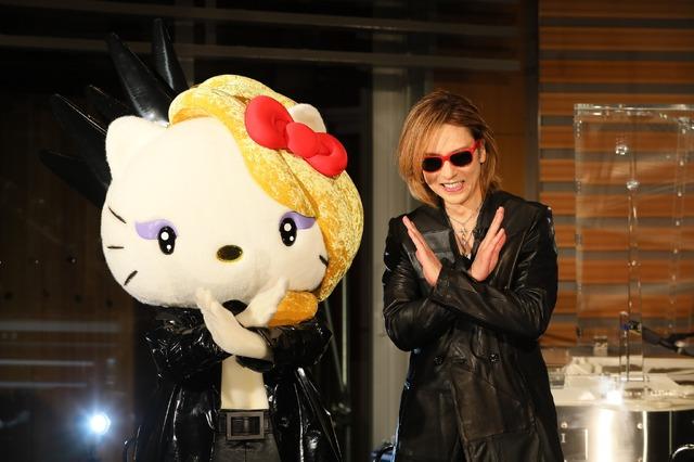 「yoshikitty」&YOSHIKI