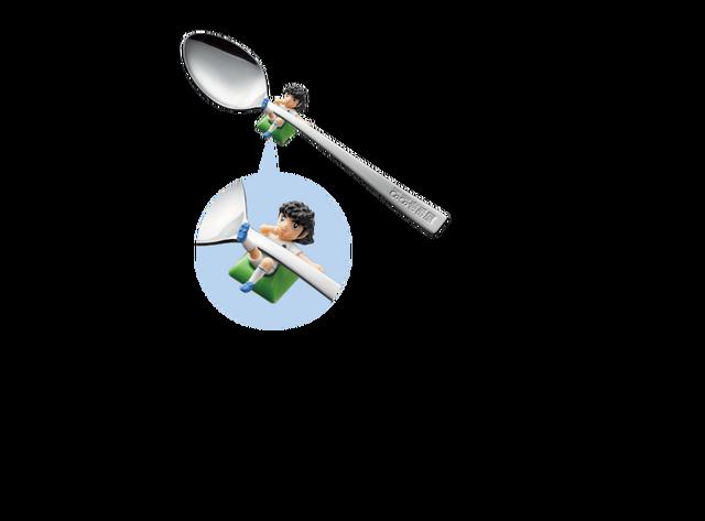 『キャプテン翼』×「カレーハウスCoCo壱番屋」キャンペーン「キャプテン翼テーブルアクセサリー」大空翼(C)高橋陽一/集英社・2018キャプテン翼製作委員会