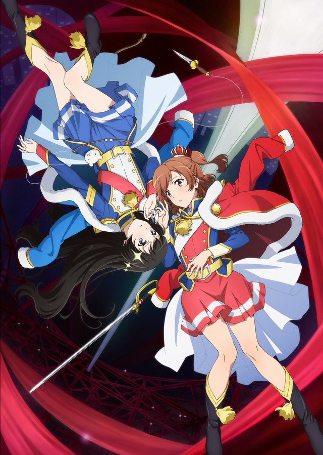 「TBSアニメフェスタ2018」参加タイトル『少女☆歌劇 レヴュースタァライト』(C)Project Revue Starlight