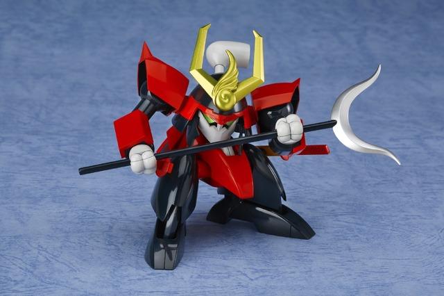 「PLAMAX MS-01 戦神丸」2,593円+税