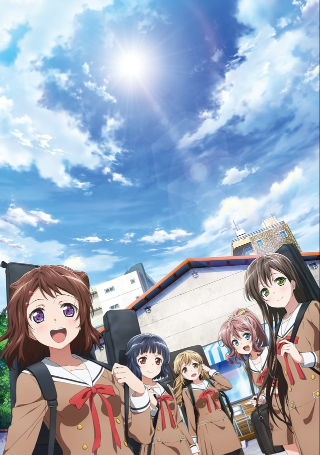 「BanG Dream!」(C)BanG Dream! Project