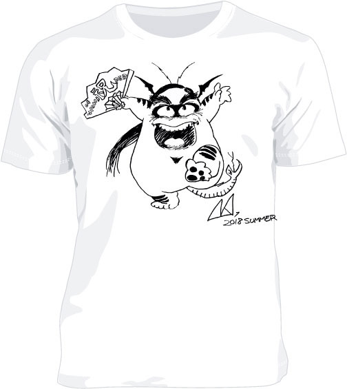 オリジナル宮武一貴Tシャツ2,500円(税込)
