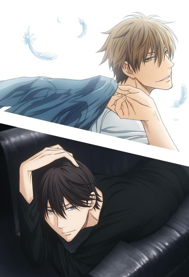 「抱かれたい男1位に脅されています。」TVアニメ化決定(C)DO1 PROJECT