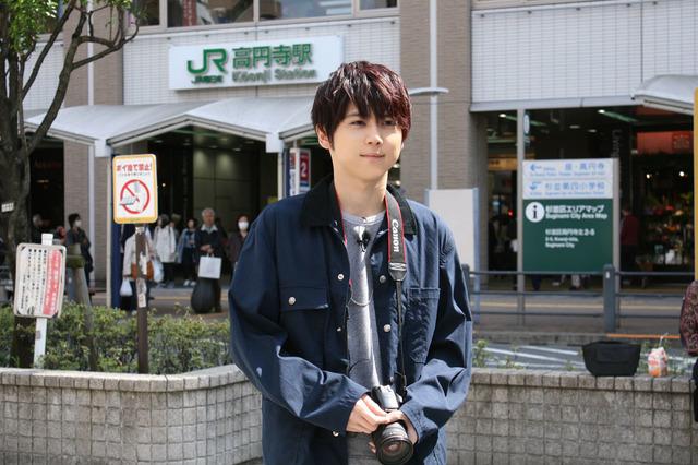 『声優カメラ旅』#1梶裕貴 TM & (c)2018 Turner Japan