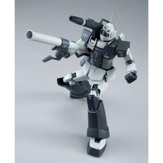 MG 1/100 ジムキャノン (ホワイト・ディンゴ隊仕様)販売価格:4,320円(税込)(C)創通・サンライズ