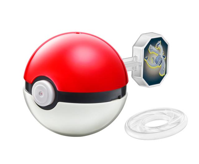 ハッピーセット「ポケモン」モンスターボールのまとあて水でっぽう(C)Nintendo・Creatures・GAME FREAK・TV Tokyo・ShoPro・JR Kikaku (C)Pokemon (C)2018 ピカチュウプロジェクト