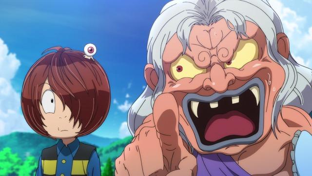 「『ゲゲゲの鬼太郎』第14話まくら返しと幻の夢」(C)水木プロ・フジテレビ・東映アニメーション