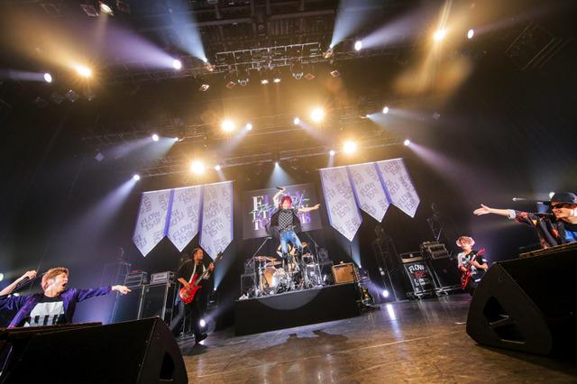 FLOW 15th Anniversary TOUR 2018「アニメ縛り」 ライブ写真カメラ:柴田恵理