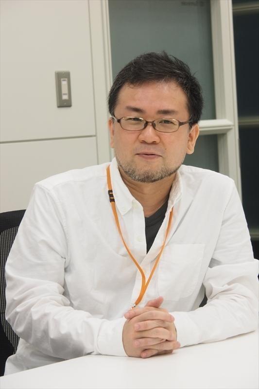 濱坂真一郎氏