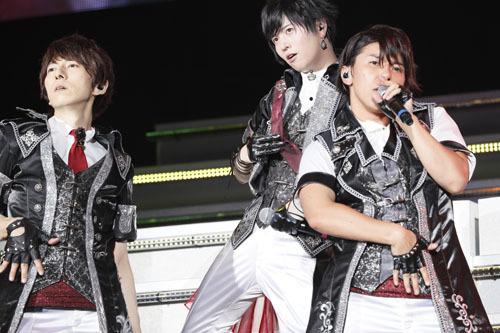 アイドリッシュセブン 1st LIVE「Road To Infinity」オフィシャルレポート(C)BNOI/アイナナ製作委員会