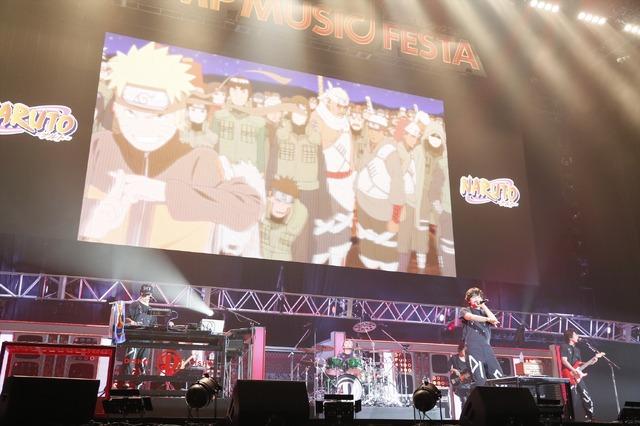 「JUMP MUSIC FESTA」DAY1 オフィシャルスチール DISH//