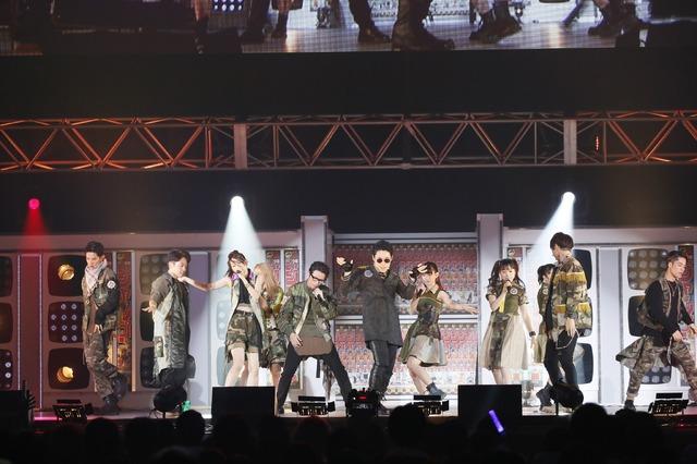 「JUMP MUSIC FESTA」DAY1 オフィシャルスチール RADIOFISH&チームしゃちほこ