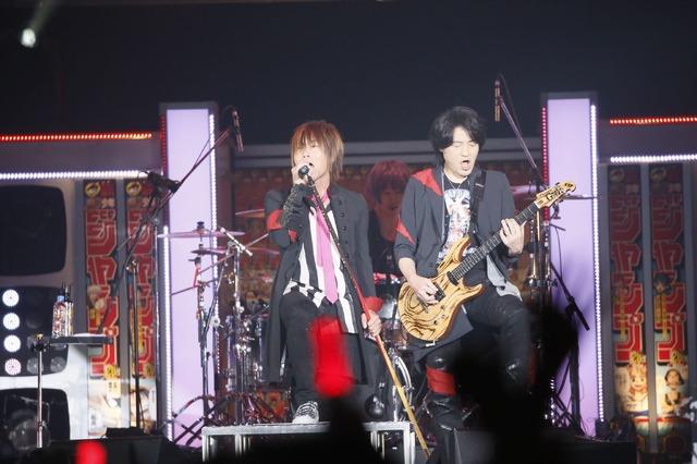 「JUMP MUSIC FESTA」DAY2 オフィシャルスチール GRANRODEO