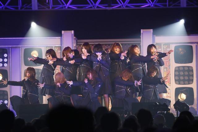 「JUMP MUSIC FESTA」DAY2 オフィシャルスチール 欅坂46