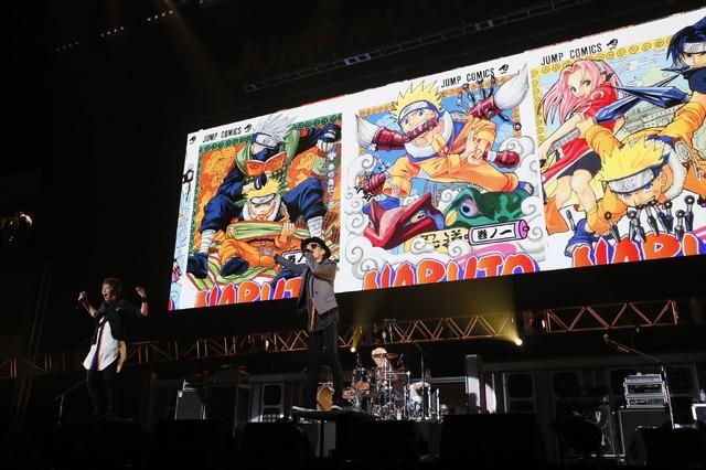 「JUMP MUSIC FESTA」DAY2 オフィシャルスチール FLOW