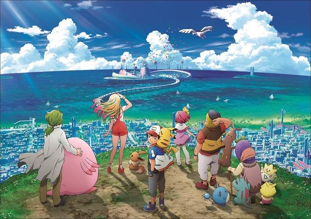 『劇場版ポケットモンスター みんなの物語』(C)Nintendo・Creatures・GAME FREAK・TV Tokyo・ShoPro・JR Kikaku(C)Pokemon (C)2018 ピカチュウプロジェクト