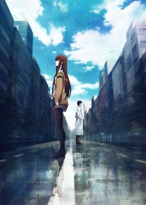 (C)2013 5pb./Nitroplus STEINS;GATE MOVIE PROJECT